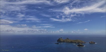 Admiralty Islands - Lord Howe Island - NSW T (PBH4 00 11817)
