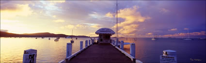 Airlie Beach Jetty Sunset - QLD (PB00 3528)