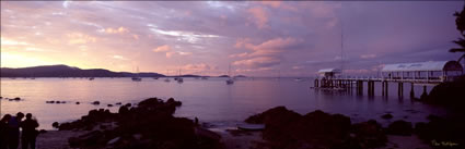 Airlie Beach Sunset 1 - QLD (PB00 3490)