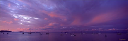 Airlie Beach Sunset 2 - QLD (PB00 3491)