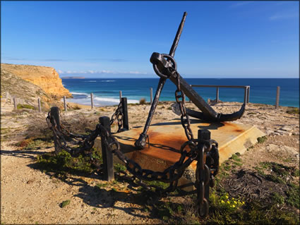 Anchor of Ethel Wreck - SA (PBH3 00 30321)