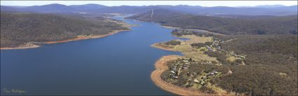 Anglers Reach - Lake Eucumbene - NSW (PBH4 00 10408)
