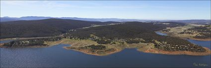 Anglers Reach - Lake Eucumbene - NSW (PBH4 00 10409)