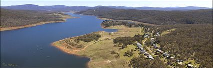 Anglers Reach - Lake Eucumbene - NSW (PBH4 00 10416)