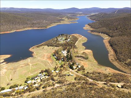 Anglers Reach - Lake Eucumbene - NSW SQ (PBH4 00 10418)