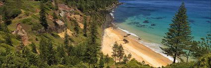 Anson Bay - Norfolk Island - NSW (PBH4 00 12116)