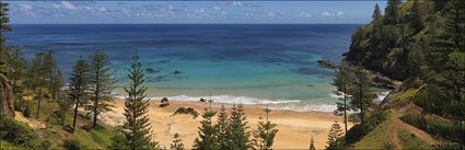 Anson Bay - Norfolk Island - NSW (PBH4 00 12127)