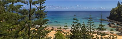 Anson Bay - Norfolk Island - NSW (PBH4 00 12132)