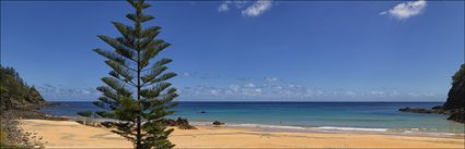 Anson Bay - Norfolk Island - NSW (PBH4 00 12138)