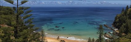 Anson Bay - Norfolk Island - NSW H (PBH4 00 12114)