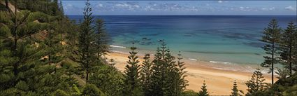 Anson Bay - Norfolk Island - NSW H (PBH4 00 12131)