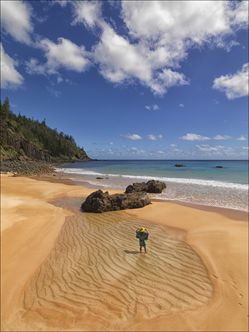 Anson Bay - Norfolk Island - NSW SQ V (PBH4 00 012150)