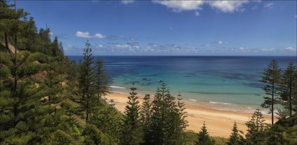 Anson Bay - Norfolk Island - NSW T (PBH4 00 12131)