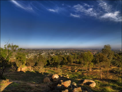 Bennetts Lookout - Junee - NSW SQ (PBH3 00  17239)