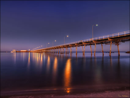 Broome Jetty - WA SQ  (PBH3 00 10502)