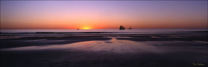Cable Beach Sunset - Broome - WA (PB00 4476)