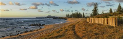 Cemetery Bay - Norfolk Island - NSW H (PBH4 00 12191)