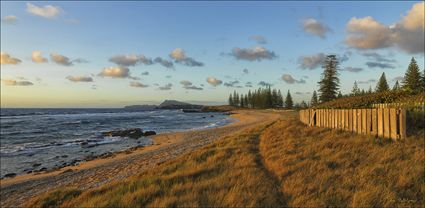Cemetery Bay - Norfolk Island - NSW T (PBH4 00 12191)