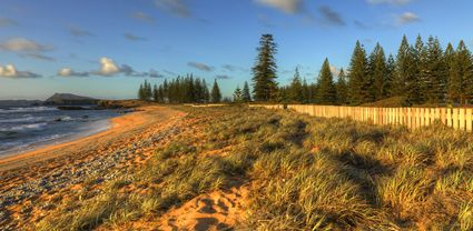 Cemetery Bay - Norfolk Island - NSW T (PBH4 00 12206)