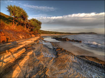 Chinamans Beach - Evans Head - NSW (PBH3 00 15806)