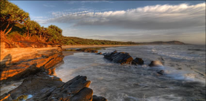 Chinamans Beach - Evans Head - NSW (PBH3 00 15809)