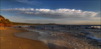 Chinamans Beach - Evans Head - NSW (PBH3 00 15817)