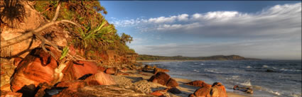Chinamans Beach - Evans Head - NSW (PBH3 00 15820)