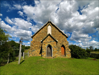 Church at Hill End - NSW SQ (PBH3 00 0395)