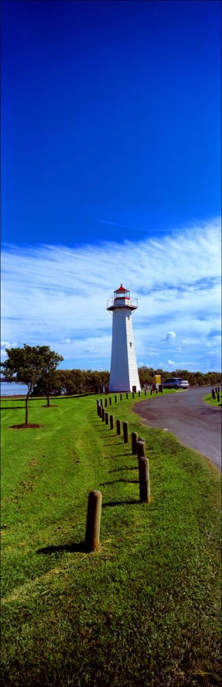 Cleveland Lighthouse Vertical - QLD (PB 002948)