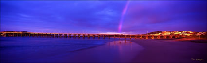 Coffs Harbour Jetty Rainbow 1 - NSW (PB 003042)