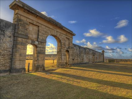 Convict Ruins -Kingston - Norfolk Island - NSW SQ (PBH4 00 12071)