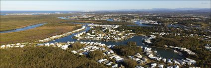 Coomera Waters - Gold Coast - QLD 2014 (PBH4 00 17734)