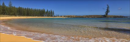 Emily Bay - Norfolk Island - NSW (PBH4 00 12000)