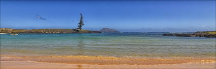 Emily Bay - Norfolk Island - NSW (PBH4 00 12004)