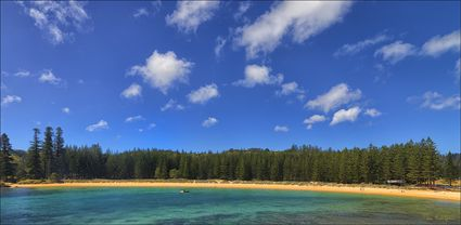 Emily Bay - Norfolk Island - NSW T (PBH4 00 12007)