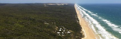 Eurong QPS Information Centre - Fraser Island- QLD (PBH4 00 16219)