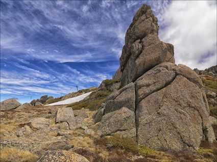 Granite Tor - Rams Head Range - NSW SQ (PBH4 00 10722)