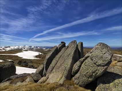 Granite Tor - Rams Head Range - NSW SQ (PBH4 00 10820)