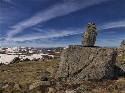 Granite Tor - Rams Head Range - NSW SQ (PBH4 00 10827)