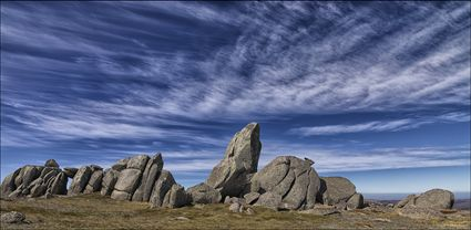 Granite Tors - Rams Head Range - NSW (PBH4 00 10781)