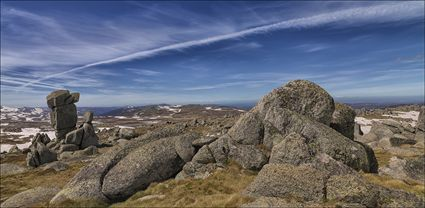 Granite Tors - Rams Head Range - NSW (PBH4 00 10842)