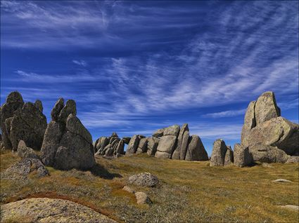 Granite Tors - Rams Head Range - NSW SQ (PBH4 00 10786)