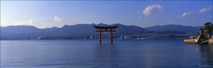 Floating Torii - Japan (PB00 6103)