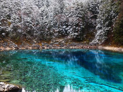 Jiuzhaigou National Park - China SQ (PBH4 00 15790)