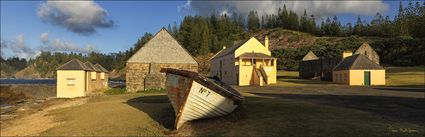 Kingston - Norfolk Island - NSW (PBH4 00 12098)