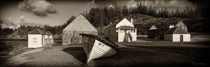 Kingston - Norfolk Island - NSW BW (PBH4 00 12098)