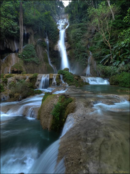 Kuang Xi Waterfall  SQ (PBH3 00 14032)