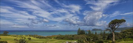 Lord Howe Island Golf Course - NSW H (PBH4 00 11794)