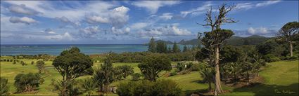 Lord Howe Island Golf Course - NSW H (PBH4 00 11799)