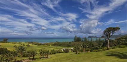 Lord Howe Island Golf Course - NSW T (PBH4 00 11794)